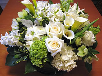Wedding Floral Arrangements for Marin County and San Francisco Bay
