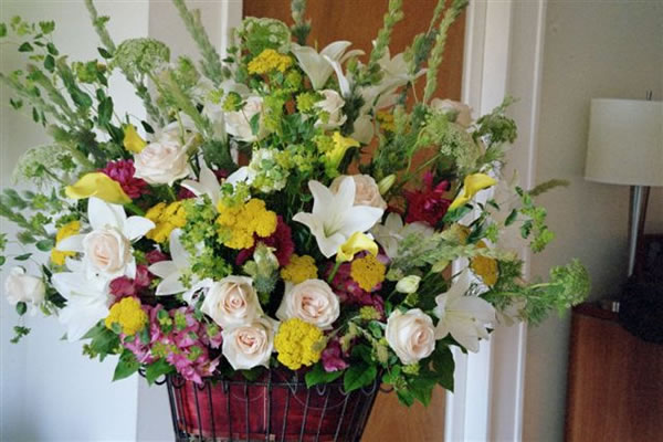 Wedding Flower Arrangements for San Francisco and Marin County