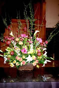 Wedding Flower Arrangements  in Marin County and San Francisco
